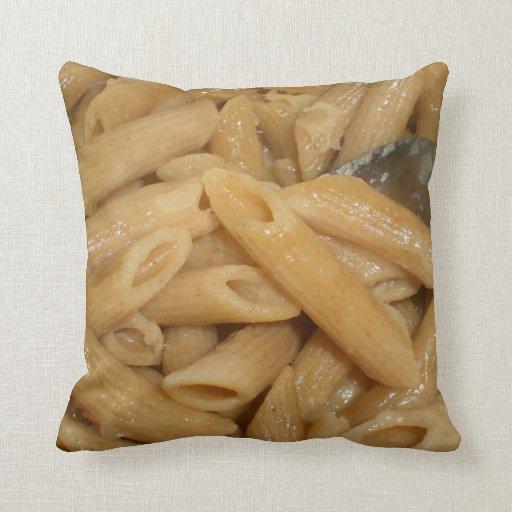 Cheesy Pasta theme Pillow Cushion