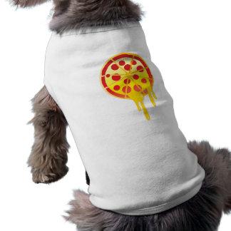 Cheesy pizza shirt