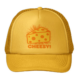 Cheesy Trucker Hat