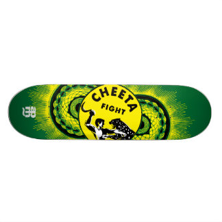 Cheeta Fight! Skateboard Decks