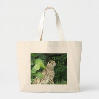 cheeta tote bags