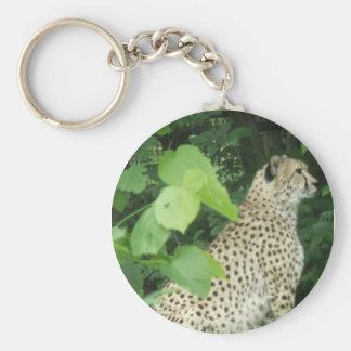 cheetah2 key chain
