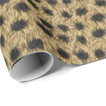 Cheetah 1 Wrapping Paper