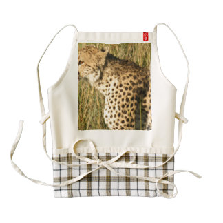 cheetah-40.jpg delantal zazzle HEART