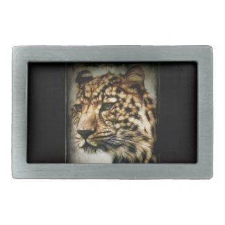 cheetah-79254 WILD ANIMALS STUNNING cheetah huntin Belt Buckles