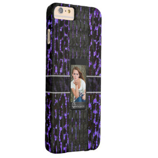 Cheetah Abstract Replace Image Barely There iPhone 6 Plus Case