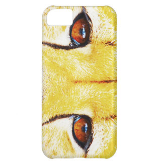cheetah africa iphone4 case eyes cover for iPhone 5C