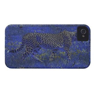 Cheetah at Night Wildlife Art Blackberry Bold Case
