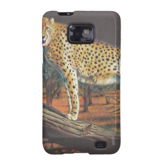 Cheetah at Rest Samsung Galaxy S2 Covers