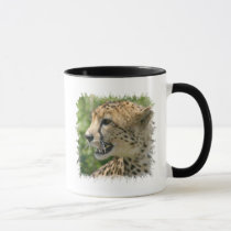 Cheetah Attack Coffee Mug