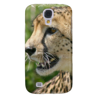 Cheetah Attack iPhone 3G Case Galaxy S4 Cover