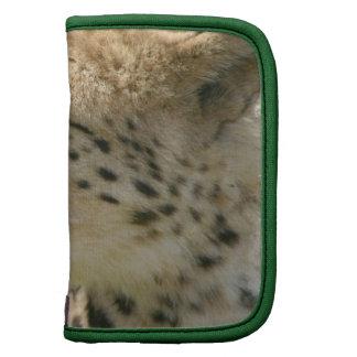 Cheetah Attack Wallet Folio Planner