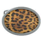 Cheetah Belt Buckles
