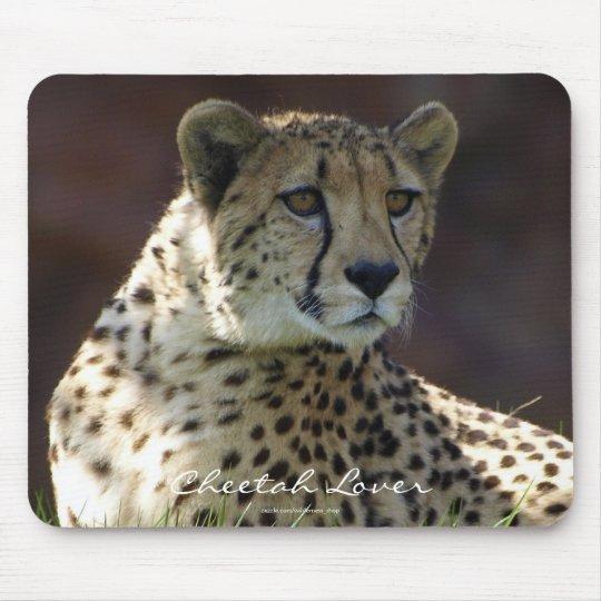 Cheetah Big Cat Animal-Lover Mousepad
