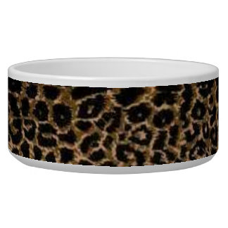 Cheetah Bowl