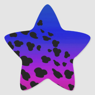 Cheetah Breeze Sticker