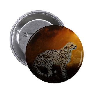 Cheetah Buttons