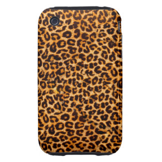 Cheetah case tough iPhone 3 cover