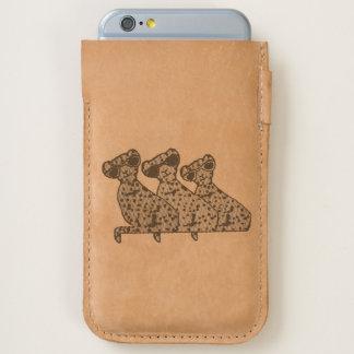 Cheetah Cats iPhone 6/6S Case