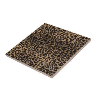 Cheetah Ceramic Tile