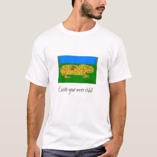 Cheetah Checkers T-Shirt