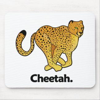 Cheetah. Cheetah Mouse Pad