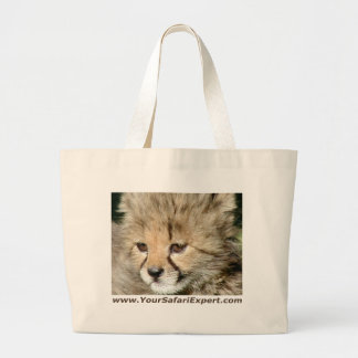 Cheetah cub Bag