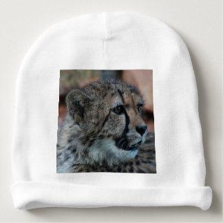 Cheetah cub - Cotton Rib Infant Hat