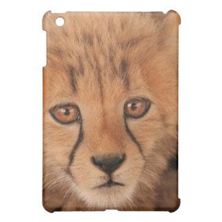 Cheetah Cub iPad Case