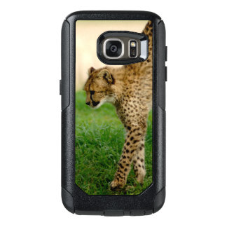 Cheetah cub OtterBox samsung galaxy s7 case