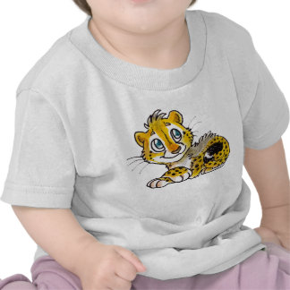 Cheetah Cub T Shirt