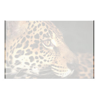 Cheetah Face Stationery
