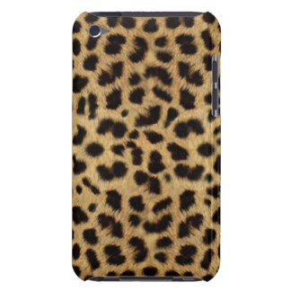 CHEETAH FUR PHOTO PRINTED Case-Mate iPod TOUCH CASE