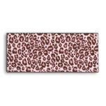 Cheetah Girl Envelope Pink