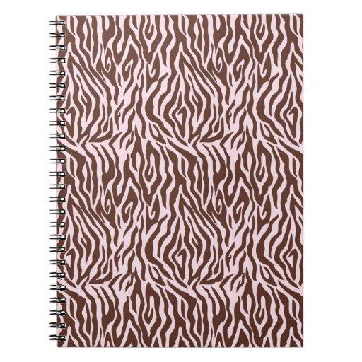 Cheetah Girl Notepad 2 Spiral Note Books
