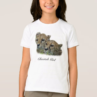 Cheetah Girl T-Shirt