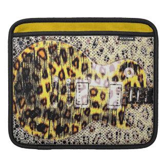 Cheetah Guitar iPad Sleeve
