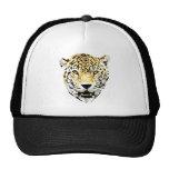 Cheetah Head Drawing Trucker Hat