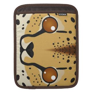 Cheetah iPad Sleeve