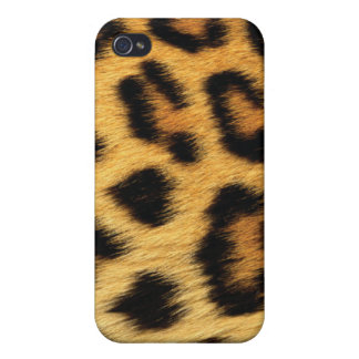 cheetah iPhone 4/4S cover