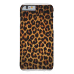 Cheetah iPhone 6 case