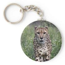 Cheetah key chain