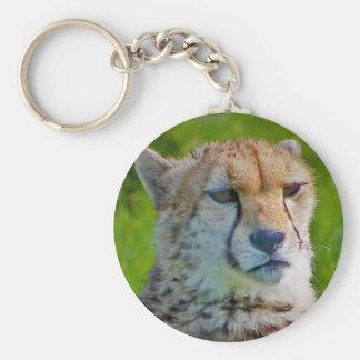 cheetah keychains