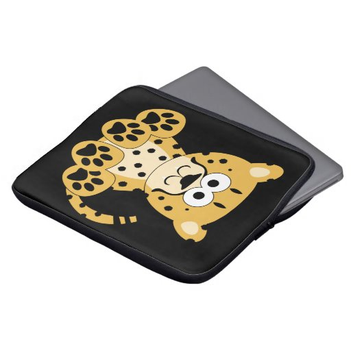Cheetah Computer Sleeves