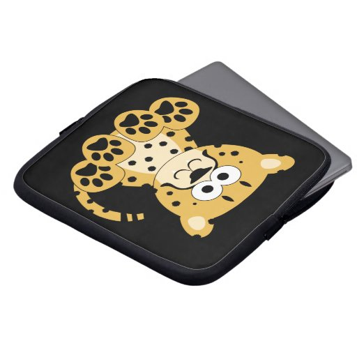 Cheetah Laptop Computer Sleeve