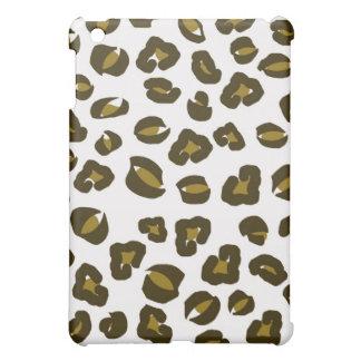 Cheetah leopard skin spots print nature pattern iPad mini covers