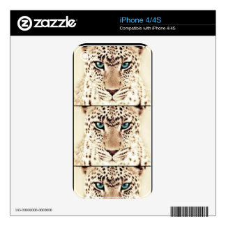 Cheetah.Love Decal For iPhone 4S