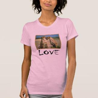 Cheetah Love Tee Shirt