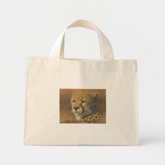 Cheetah Mini Tote Bag