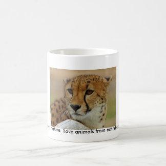 Cheetah Coffee Mugs